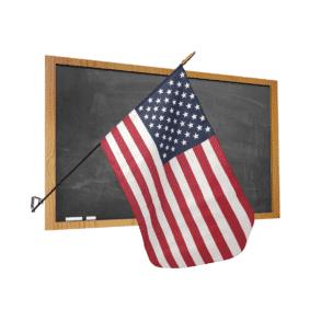 US Classroom Flags & Kits