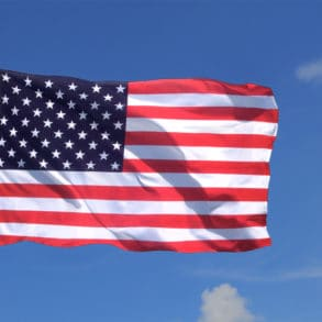5' x 8' US Outdoor Flags