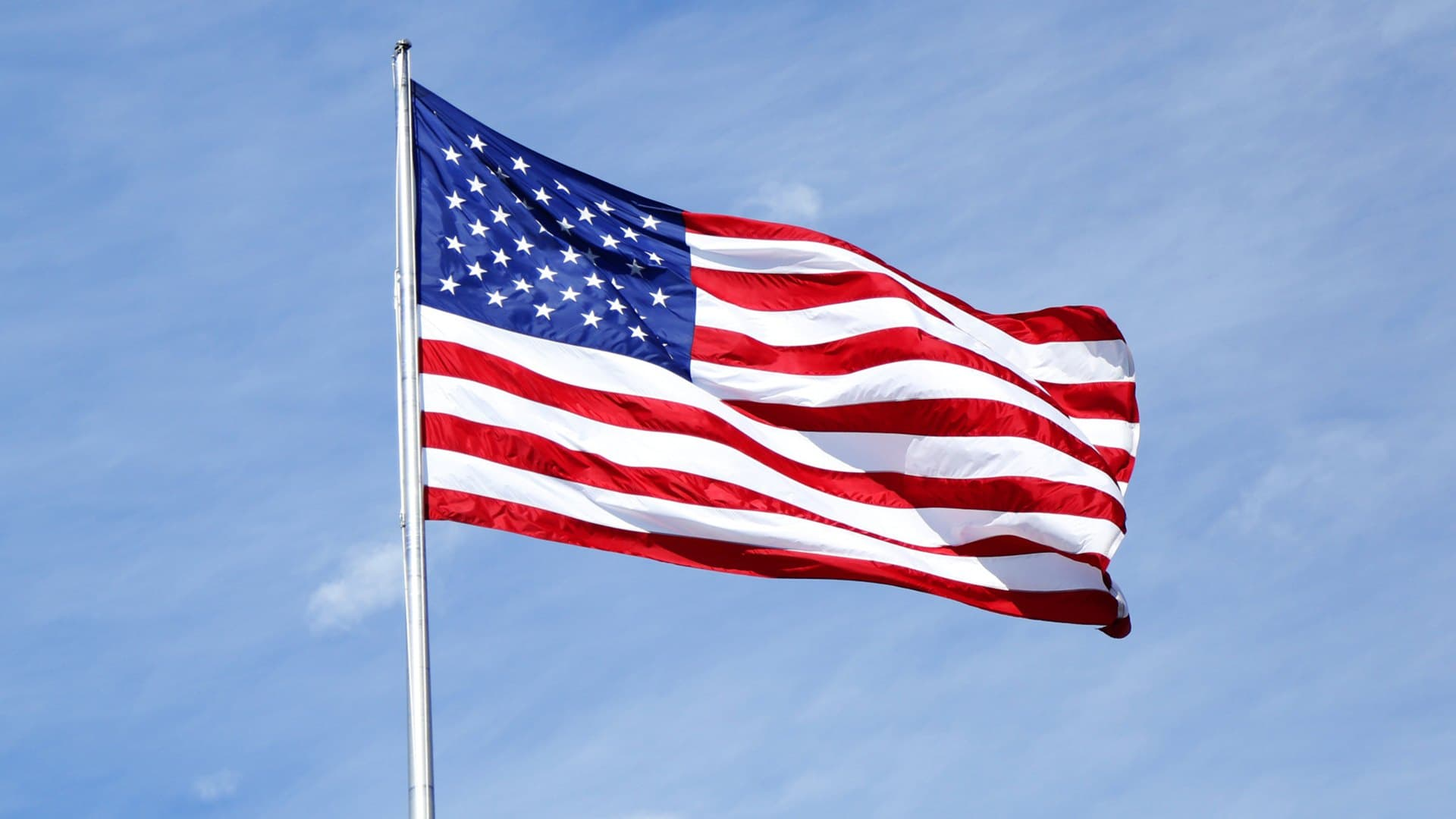 Larger Than 6' x 10' US Outdoor Flags