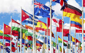 World Outdoor Flags
