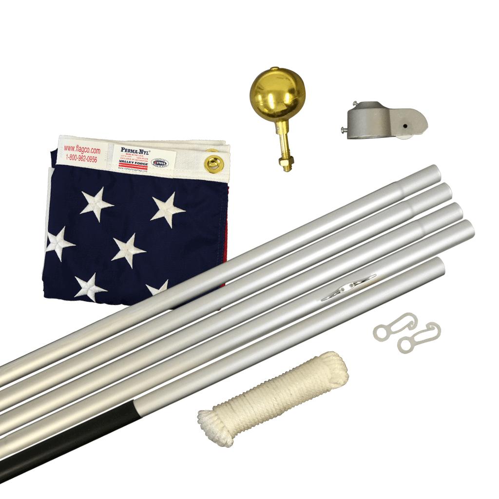 Outdoor Flagpole Kits